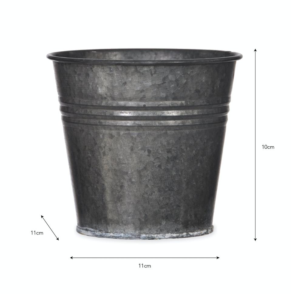 Winson Plant Pot  - black