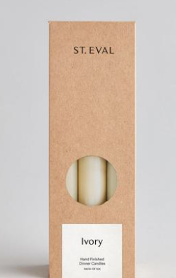 Church Candle Gift Pack - Ivory