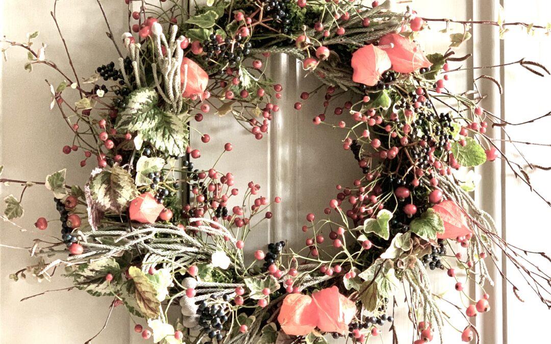Chrismas Wreath Workshop