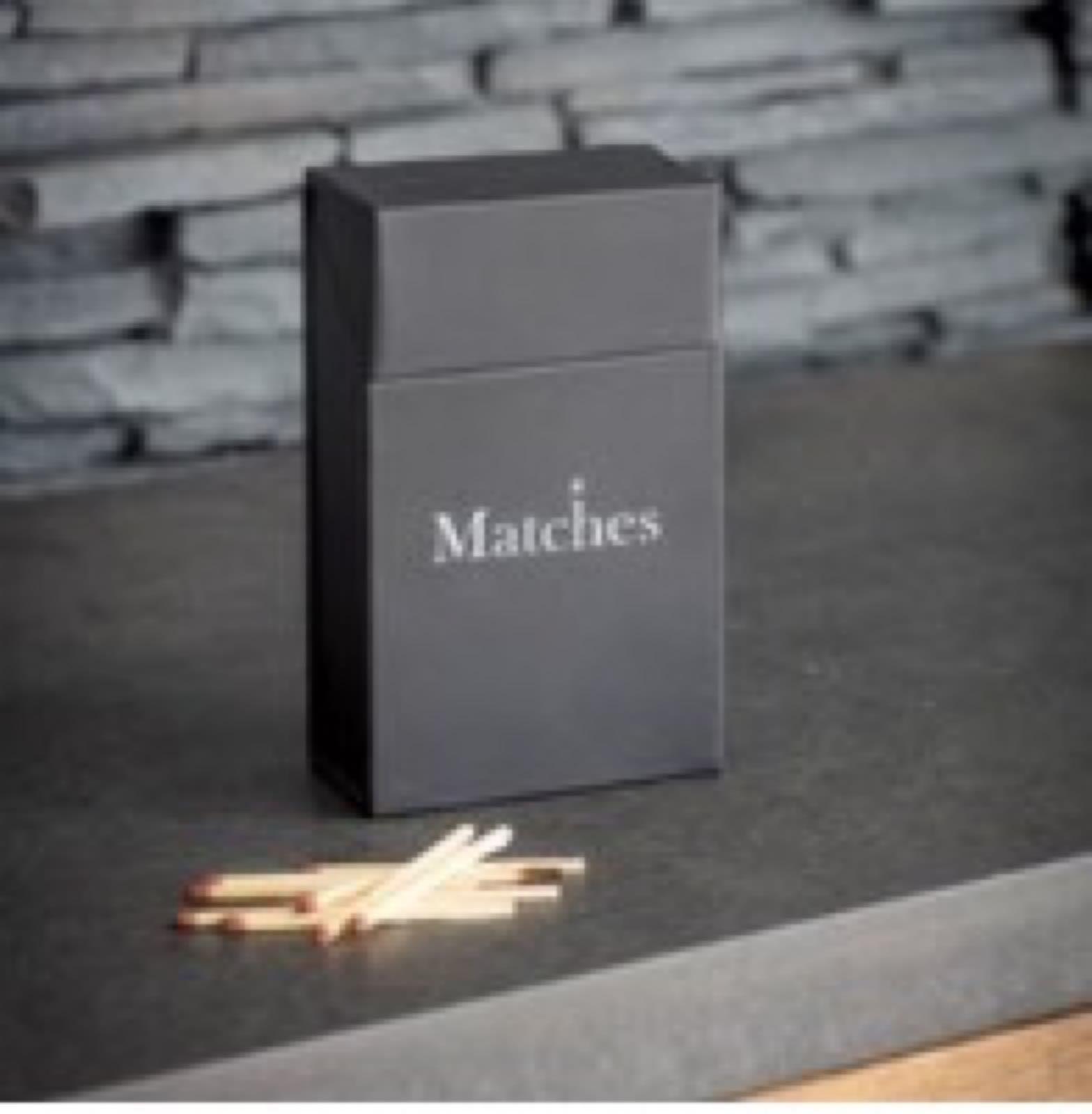 Match Box Carbon