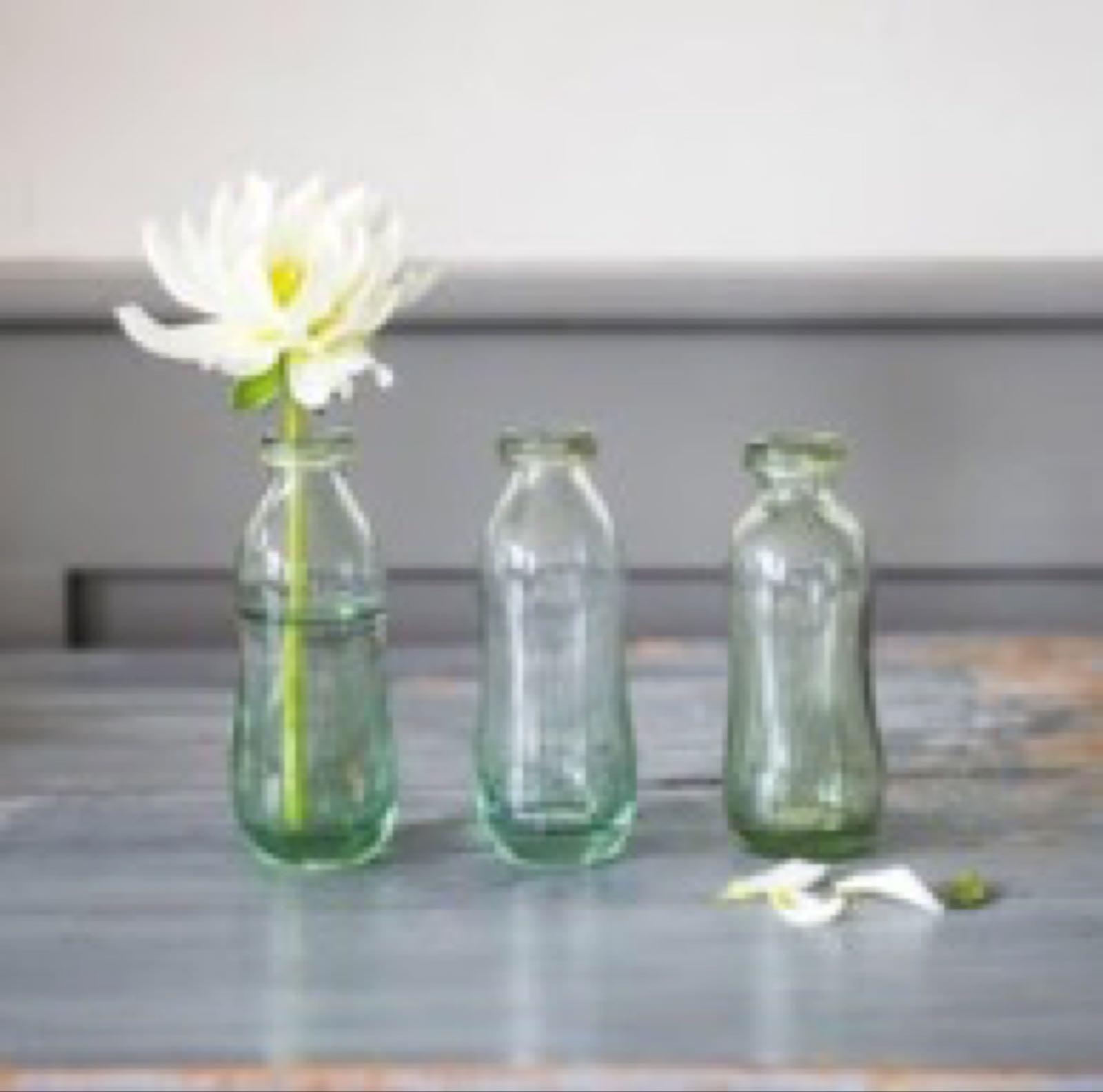 Set of 3 bottles