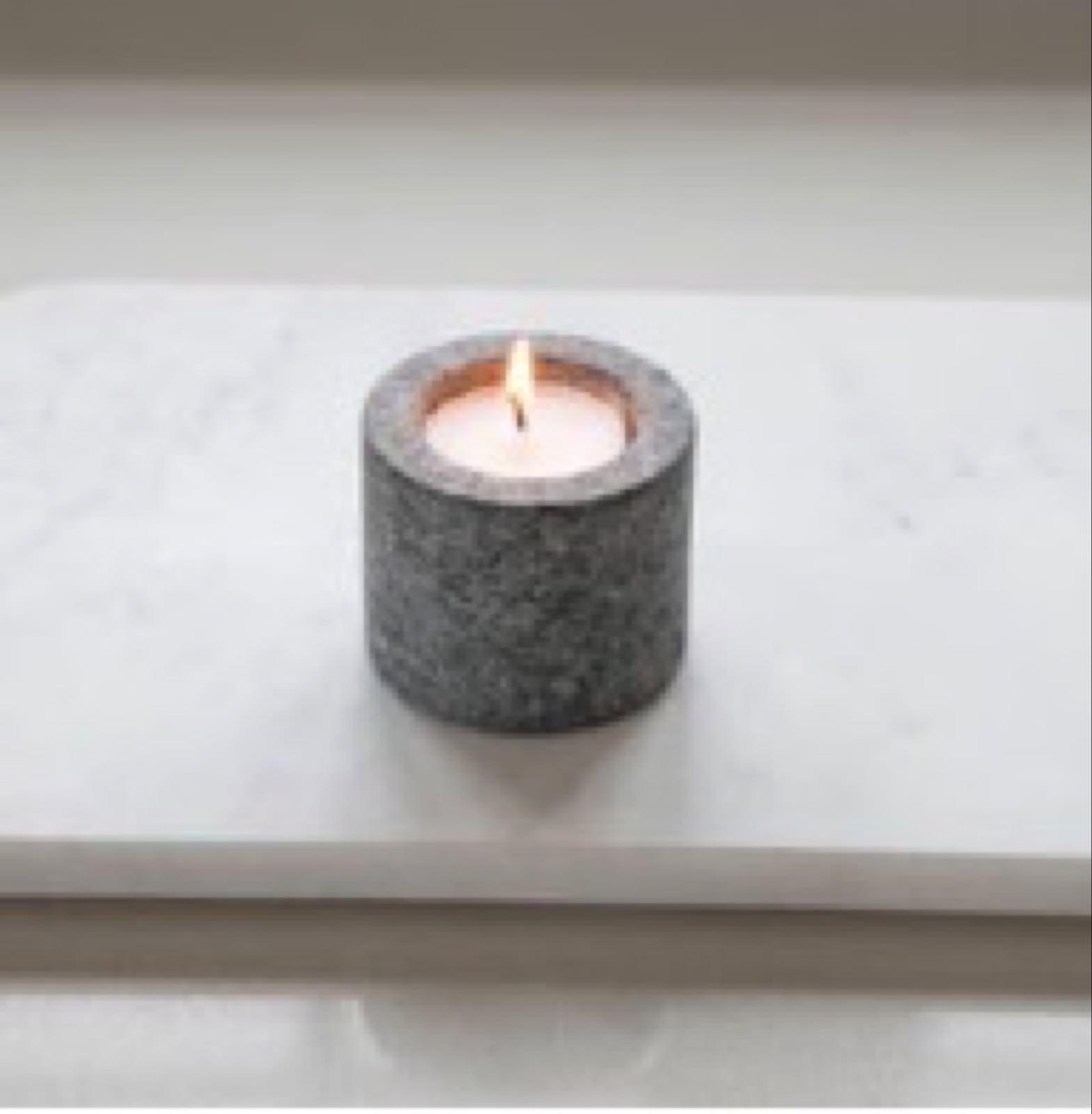 Granite Tealight Holder